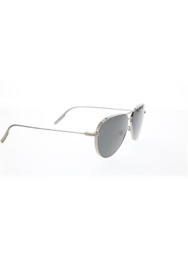 Ermenegildo Zegna  Ez 0129 08D Erkek Güneş Gözlüğü Gümüş